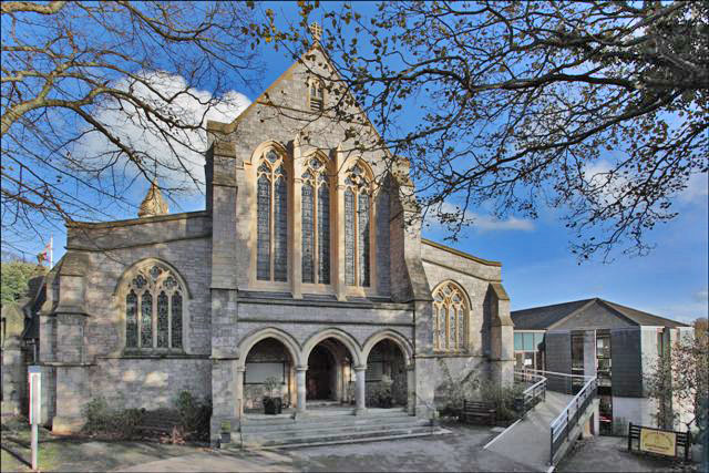 Part-time Youth and Children's Worker, St Matthias Church, Torquay