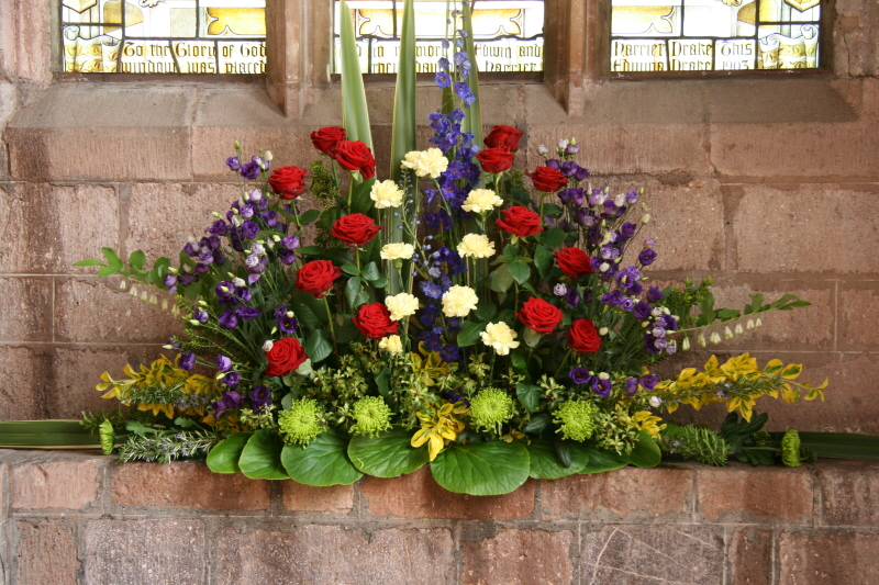 Flower Festival: Reflections on War and Peace
