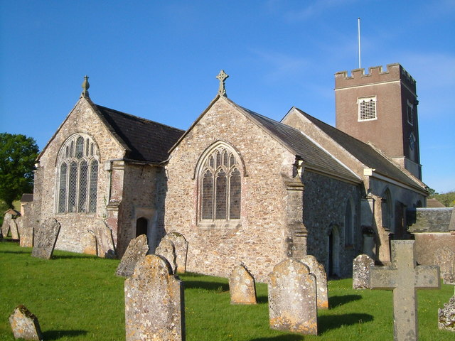 House for Duty licensed minister, lay or ordained, with responsibility for Gittisham in the Honiton Team Ministry