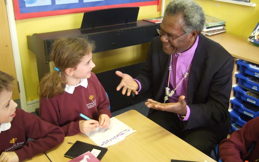 Join Archbishop of Melanesia for Communion Service