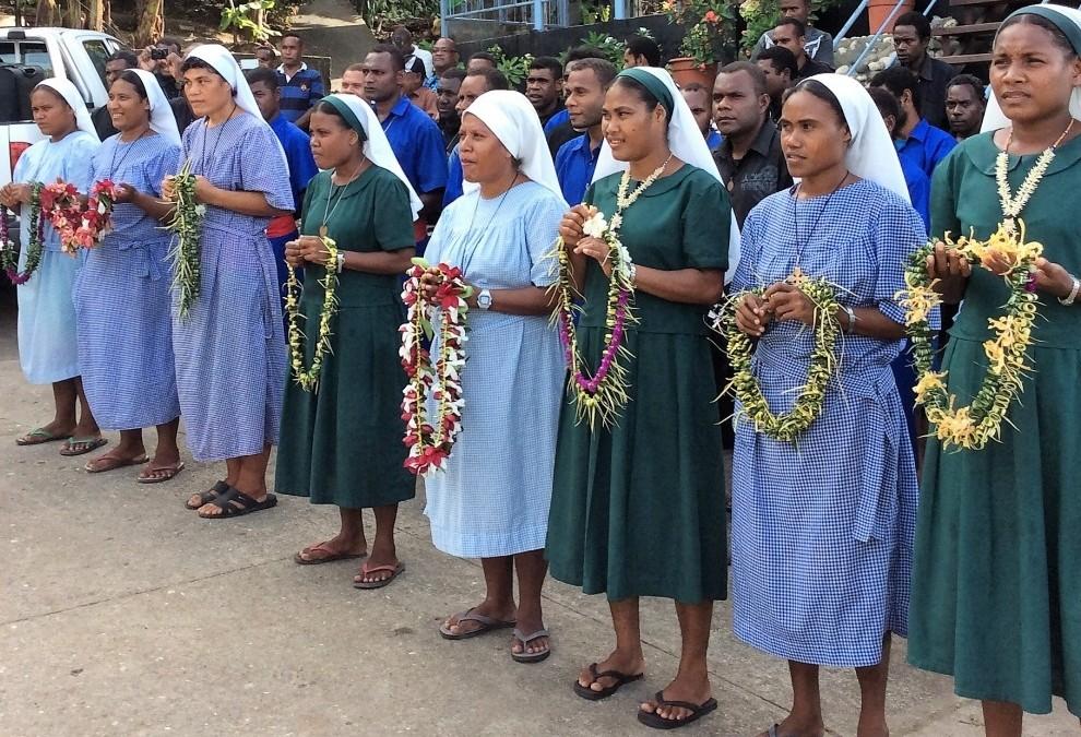 Enthronement of new Archbishop of Melanesia