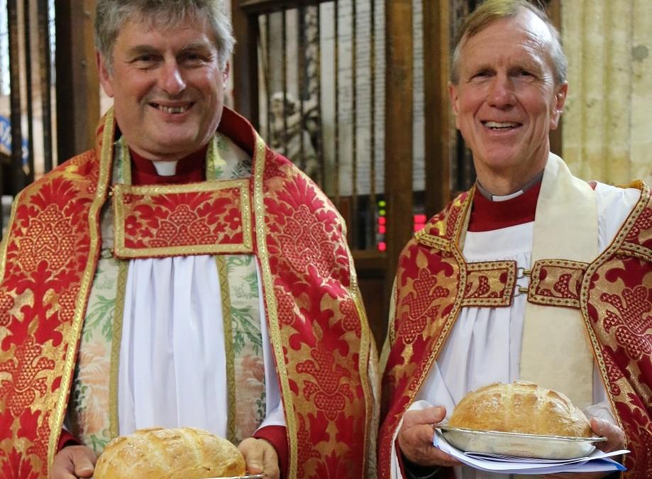Two more Prebendaries at Cathedral