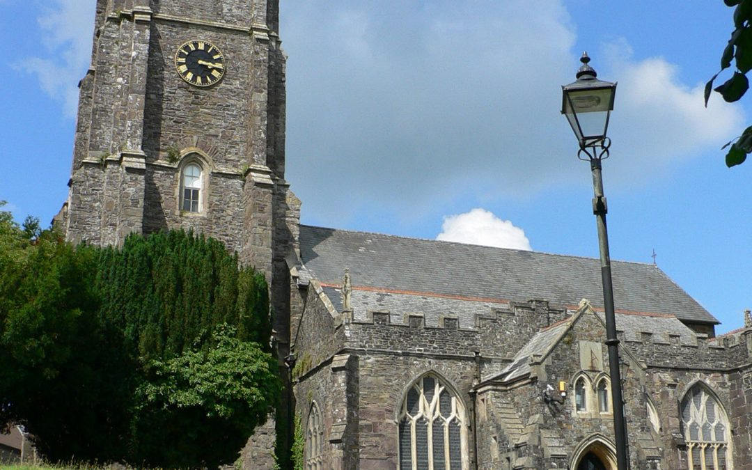 Devon Churches Win Government Grants To Carry Out Vital