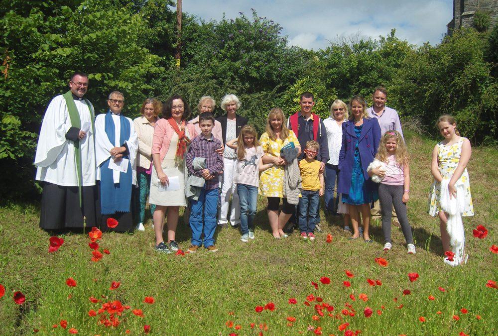North Devon church holds vigil for village war dead