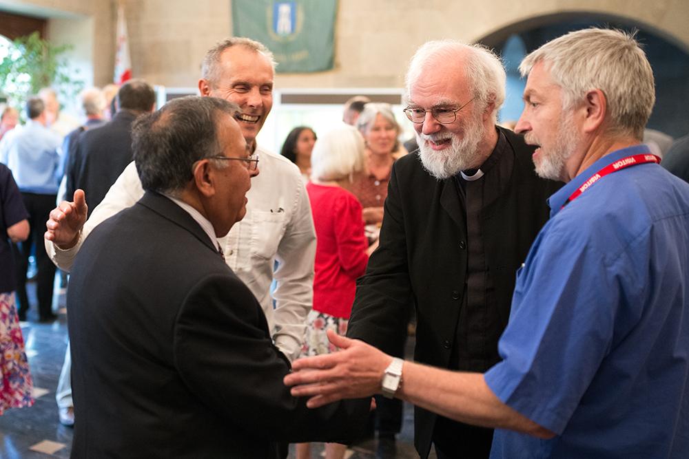 Archbishop's message to faith communities in Devon