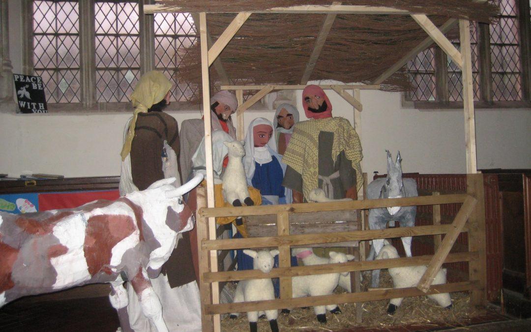 Devon churches get creative for Christmas