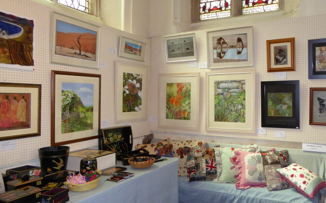 East Devon Arts Festival at Thorverton Church