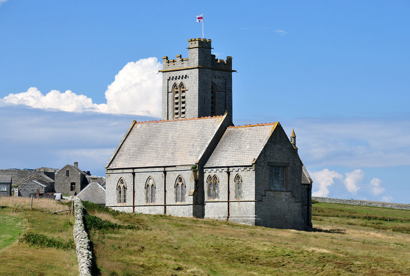 St Helen's Church on Lundy awarded National Lottery grant