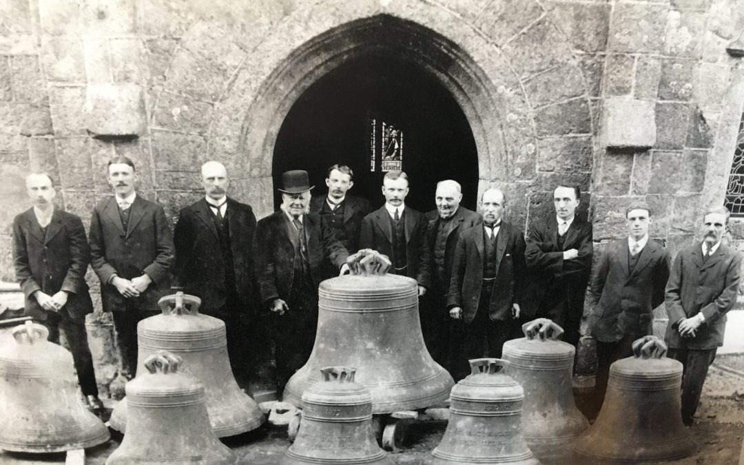 Church bells restored after 100 years