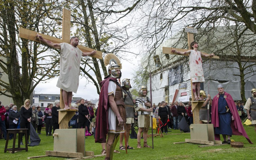 Gidleigh Passion Play