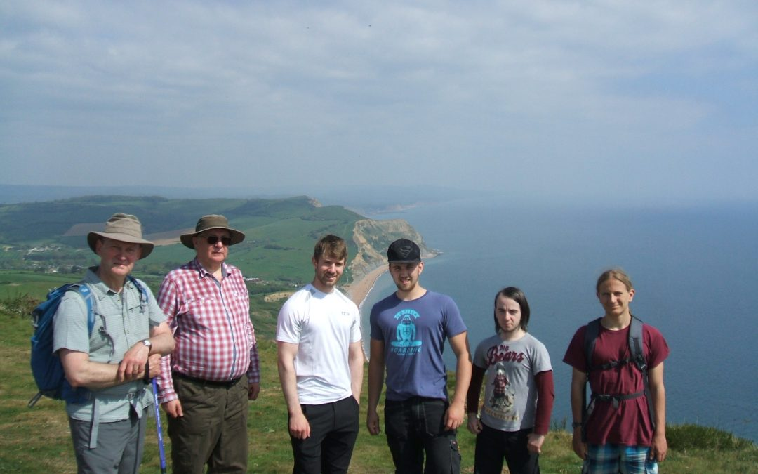 Colyton choristers undertake a choral Three Peaks Challenge