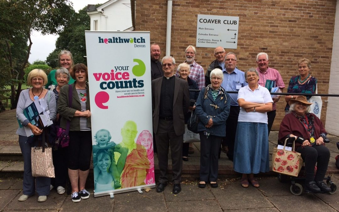 'Not Being Alone' – Devon churches tackling loneliness