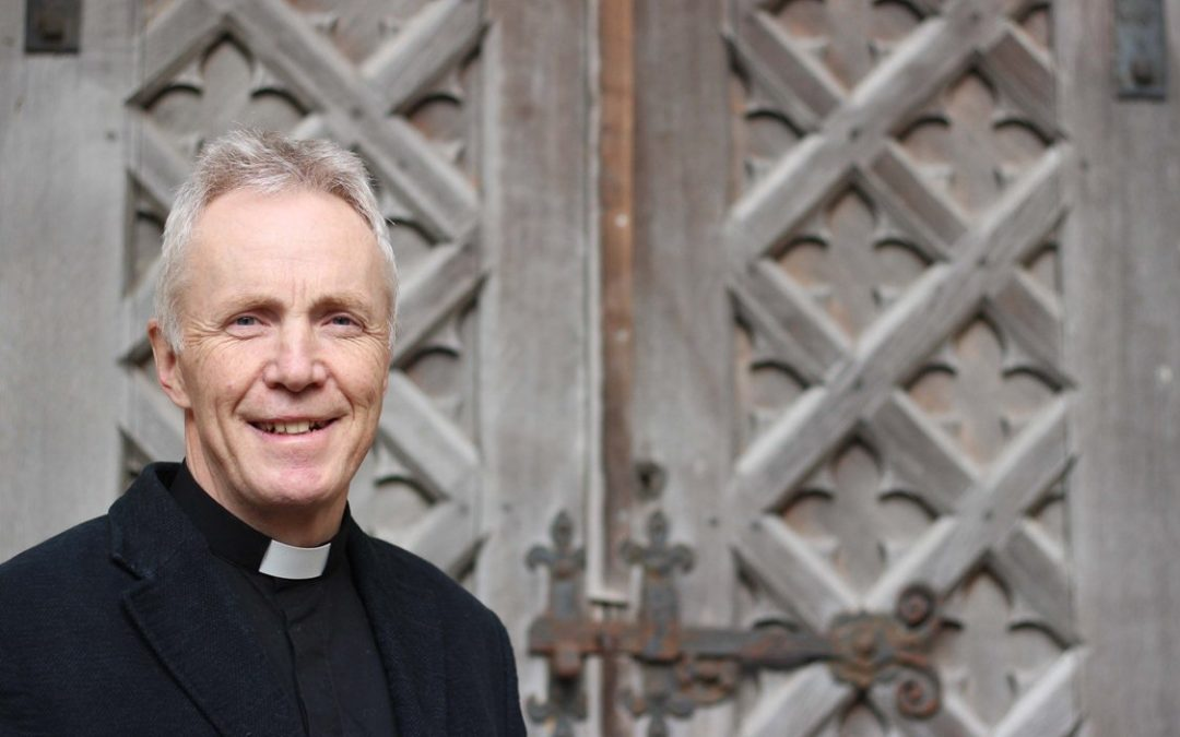 Bishop Robert announces appointment of Canon Dr Mike Williams as acting Dean of Exeter Cathedral