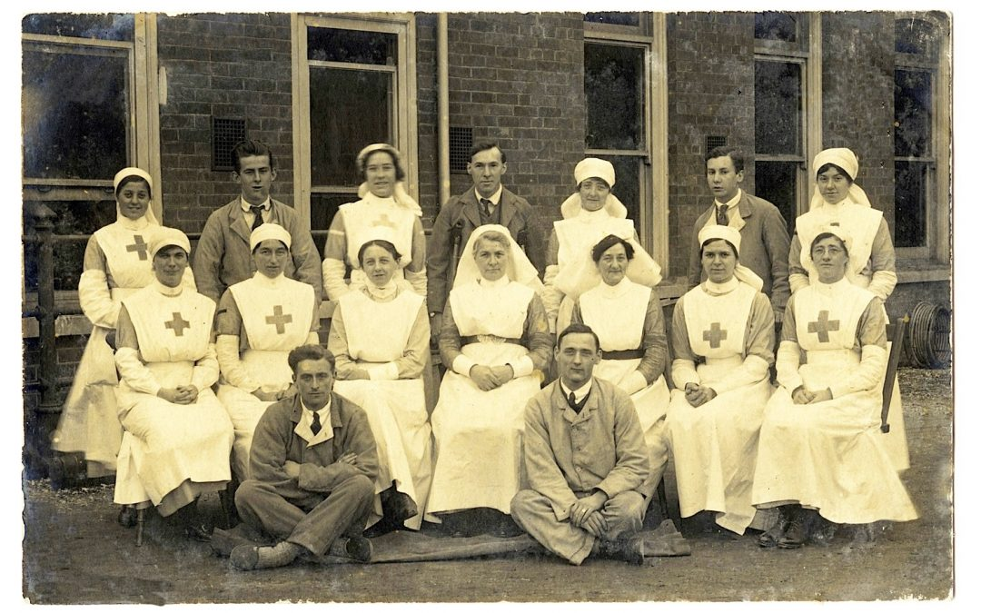 Stories of Exeter's War Hospitals, 1914-1919