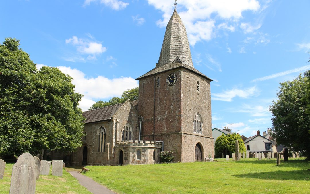 Survey of ash trees in Devon churchyards to monitor spread of disease