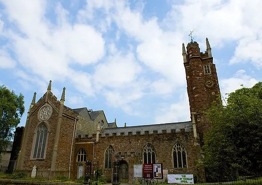 Priest-in-Charge  (Team Rector-Designate)  St Thomas, Exeter