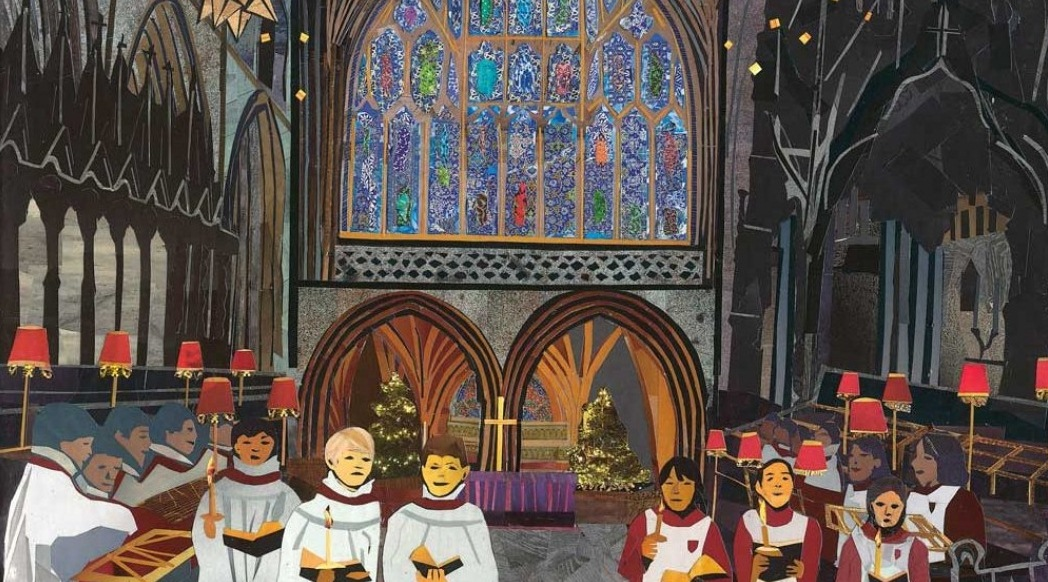 Exhibition: Celebrating Christmas at Exeter Cathedral