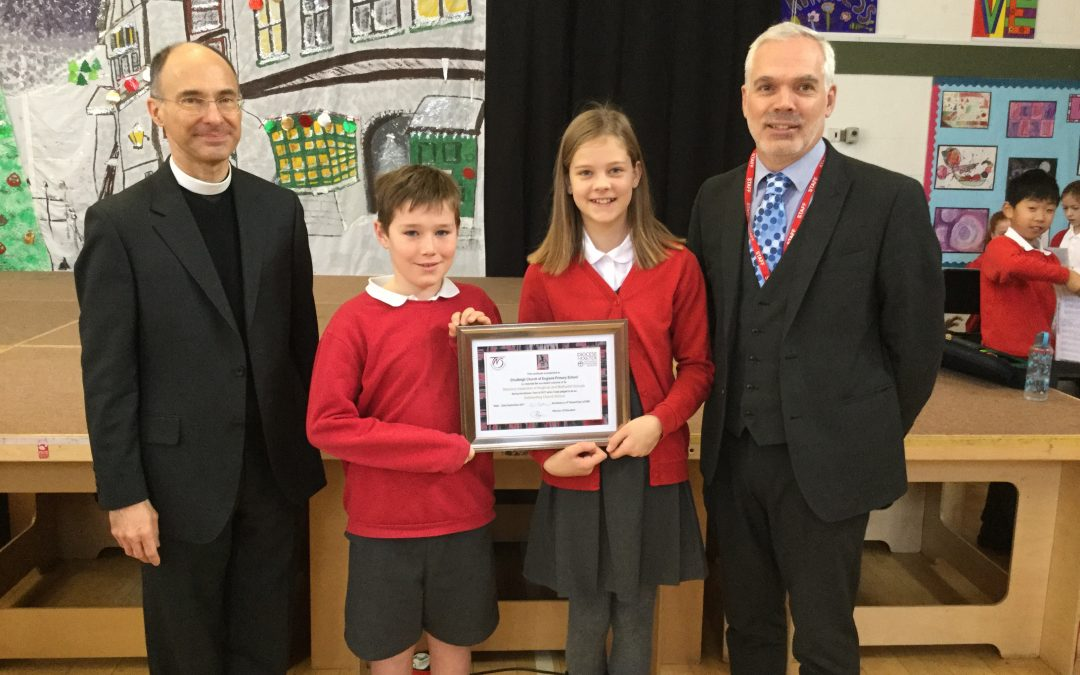 Chudleigh Church Primary 'Outstanding' in church school inspection