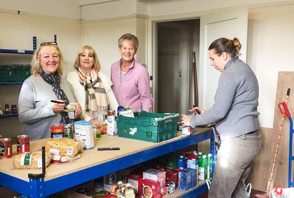 Community Larder launching in Paignton