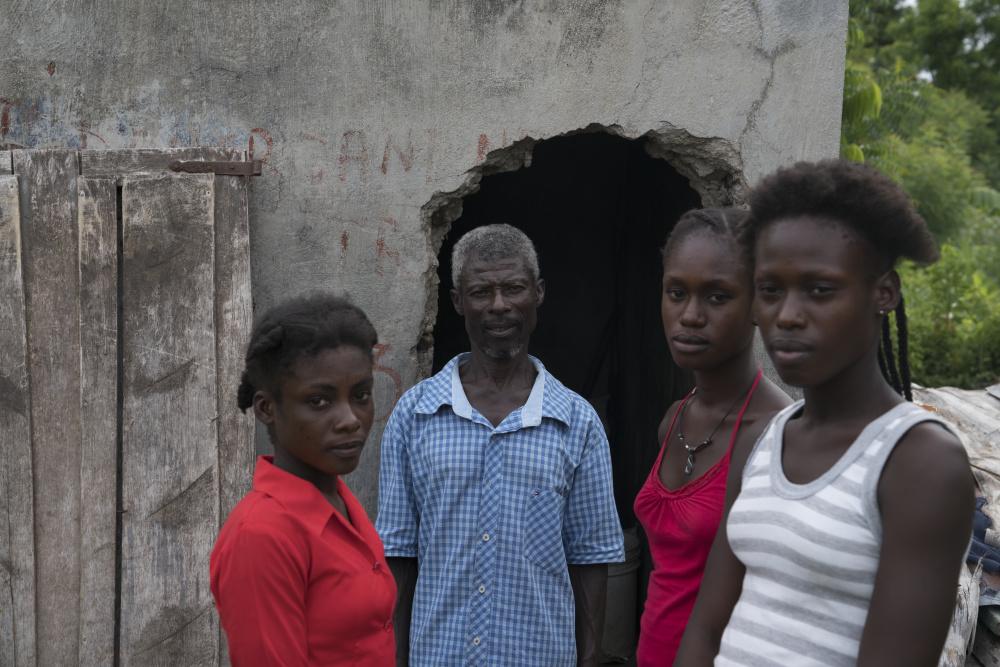 Haiti: Hurricanes and Hope – Honiton
