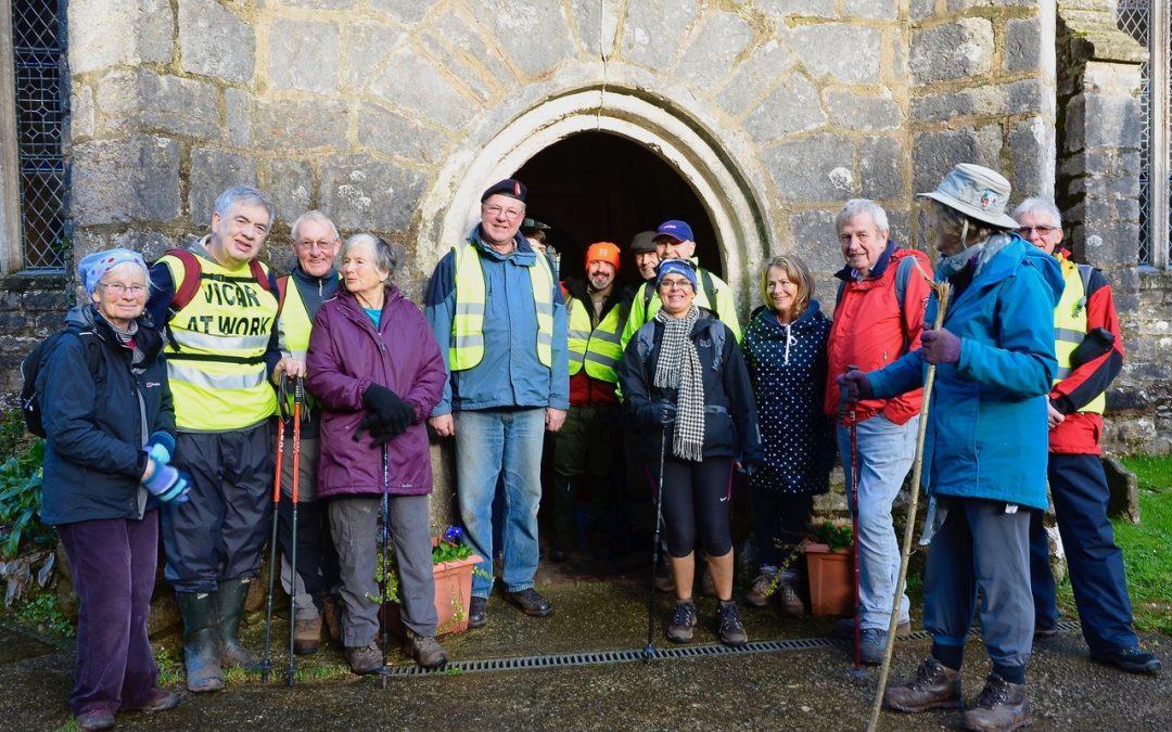 Unique Epiphany pilgrimage raises vital funds