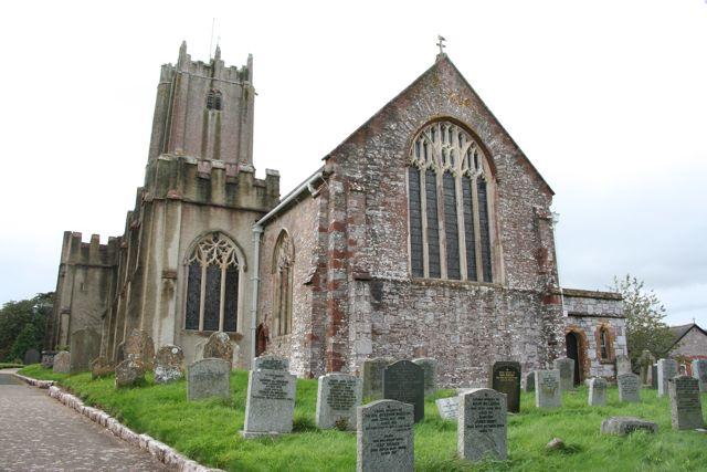 Rector of the Beacon Parishes: South Devon