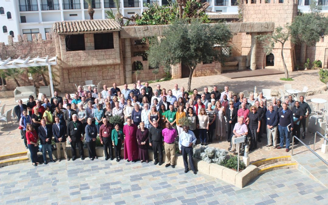 Diocese represented at Cyprus and the Gulf Synod