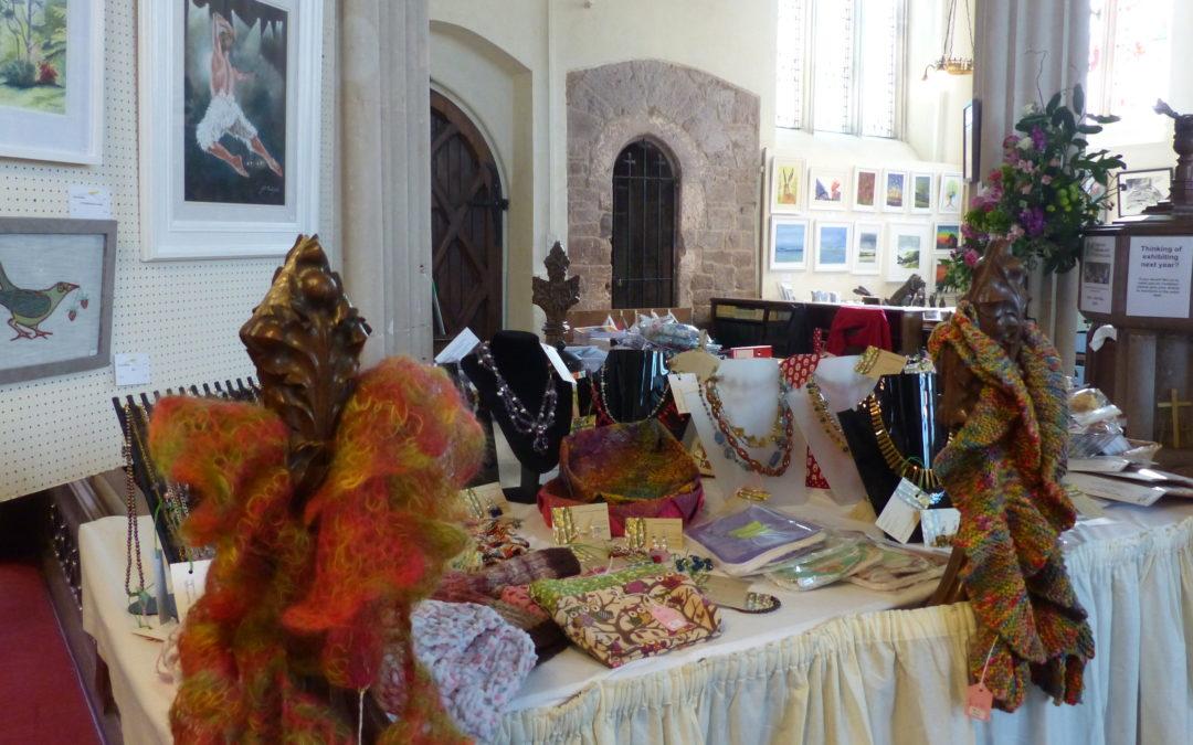 Arts Festival at Thorverton Church