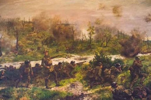 Semper Fidelis – Courage & Sacrifice 1918