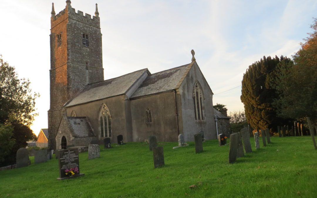 Friends of the Church of St Mary Magdalene Huntshaw