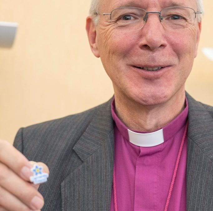 Bishop appeals for Dementia Friends sessions in rural areas