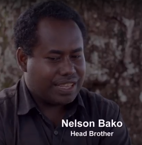 An evening with the Melanesian Brothers