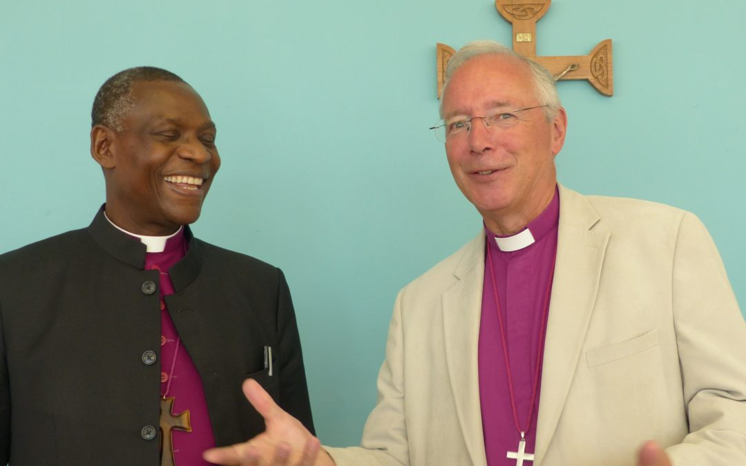 Anglican Communion Secretary-General visits Diocese of Exeter