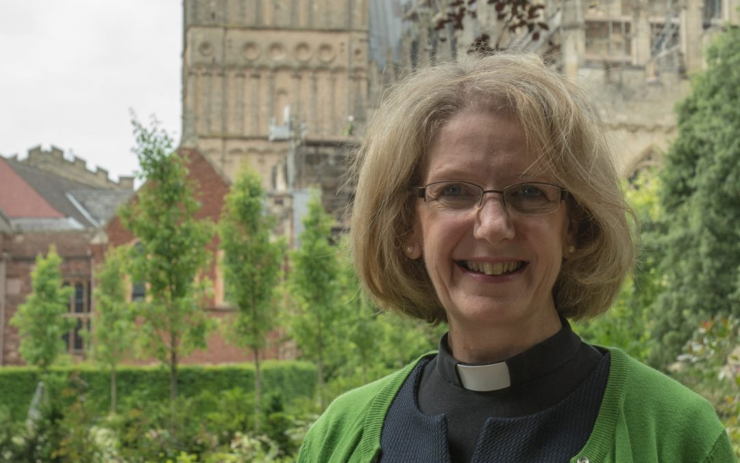 Next Bishop of Crediton announced today