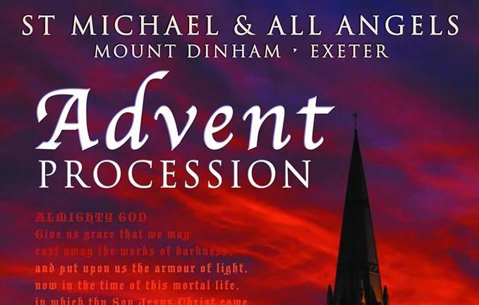 Advent Procession and Carol Service