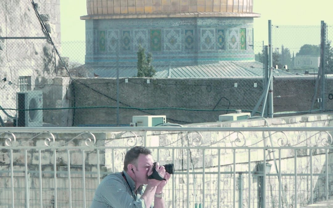 Holy Land trip inspires photographer turned curate