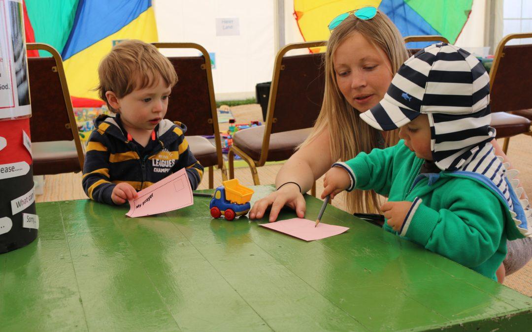 Devon's churches planning a warm welcome at Devon County Show