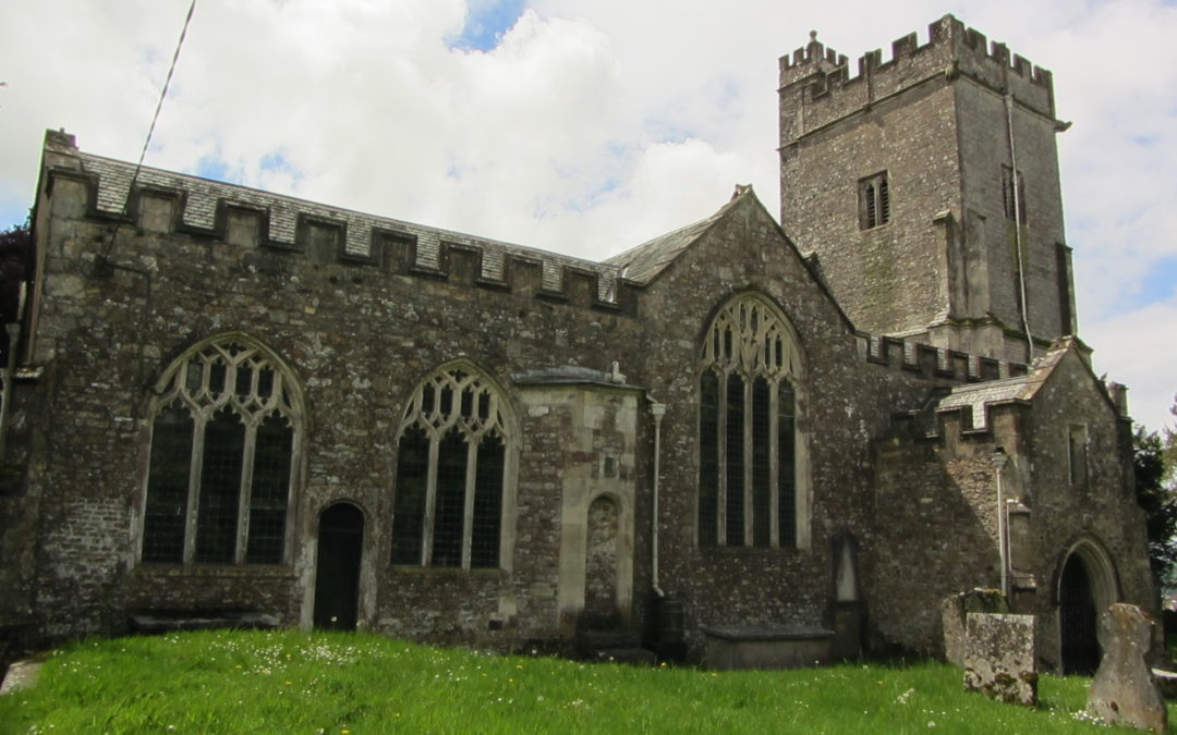 Earl of Devon's hopes for future of 15th Century church in Honiton