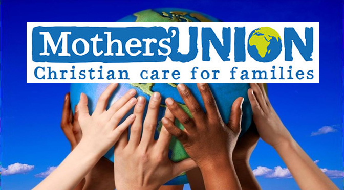 Mothers' Union in Exeter is looking to appoint a Treasurer