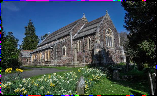 Vicar for the New South Dartmoor Mission Community
