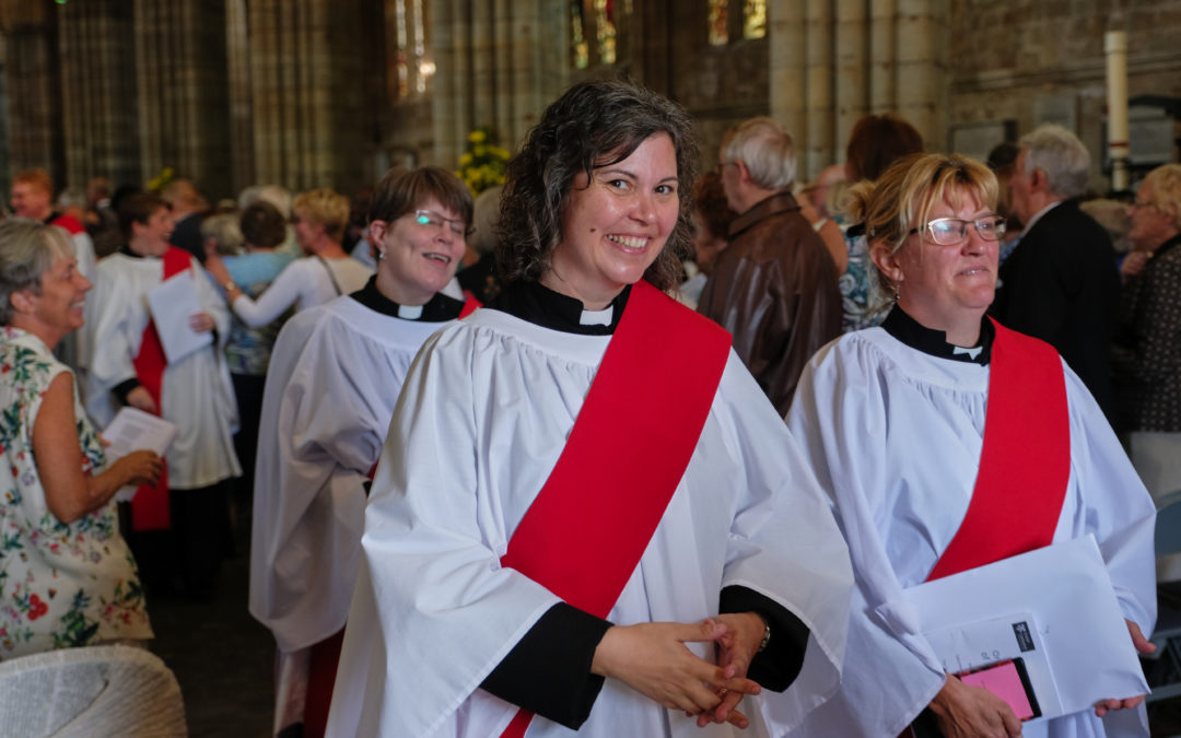 New church ministers 'excited to begin serving the people of Devon'
