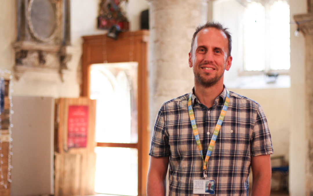 Devon's new Mission Enabler says churches have lost confidence in sharing faith