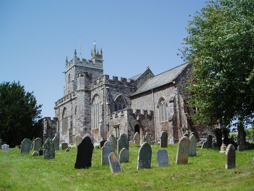Rector for the United Benefice and Mission Community of Silverton, Bickleigh, Butterleigh and Cadeleigh