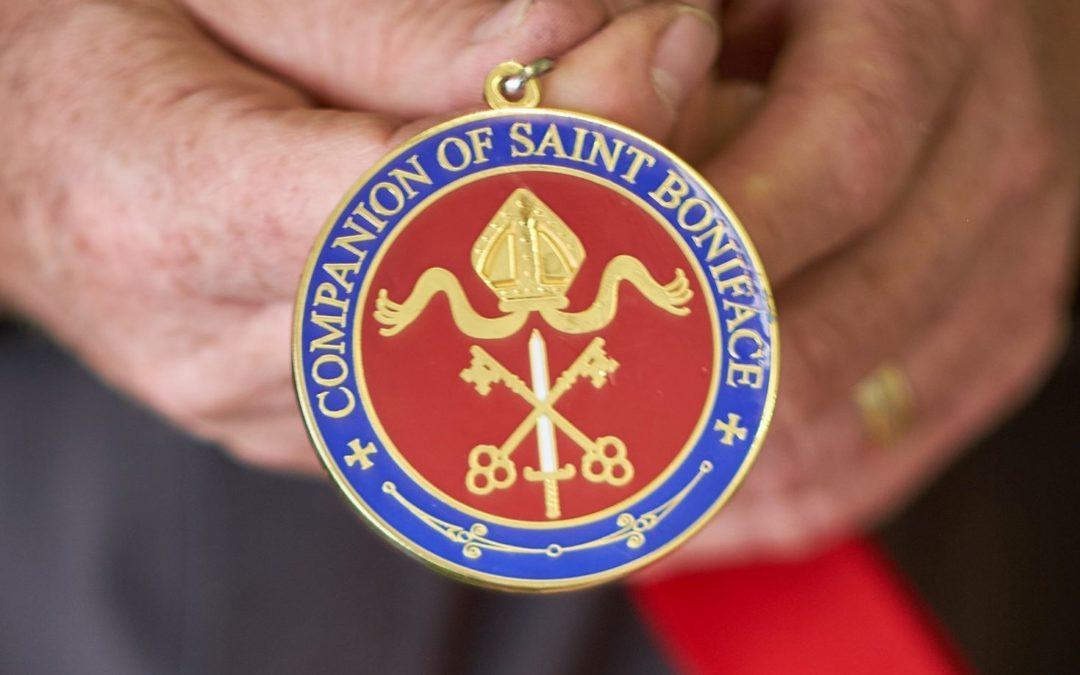St Boniface Awards Service