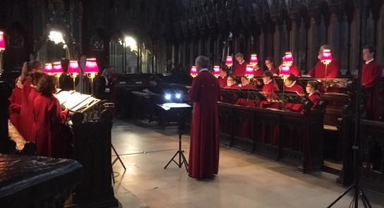 Exeter Cathedral Girl's Choir celebrates 25 years with specially commissioned canticles by Nico Muhly