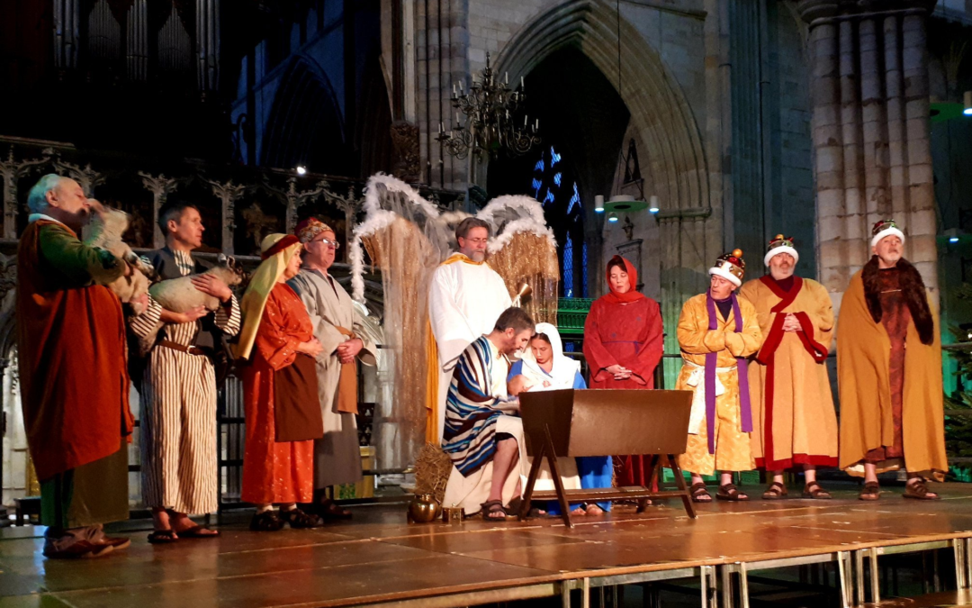 The Exeter Nativity