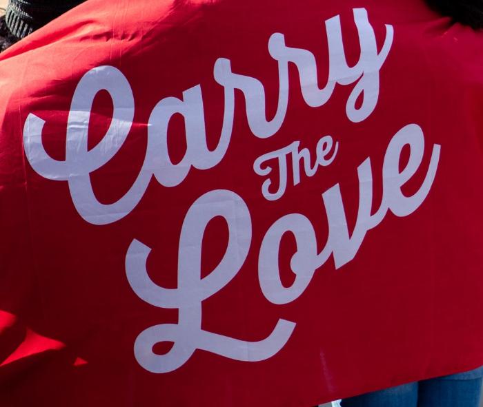 Carry The Love Seminar