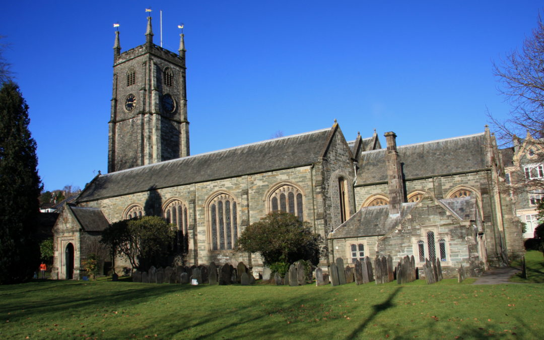 Children and Family Worker for St Eustachius Church Tavistock