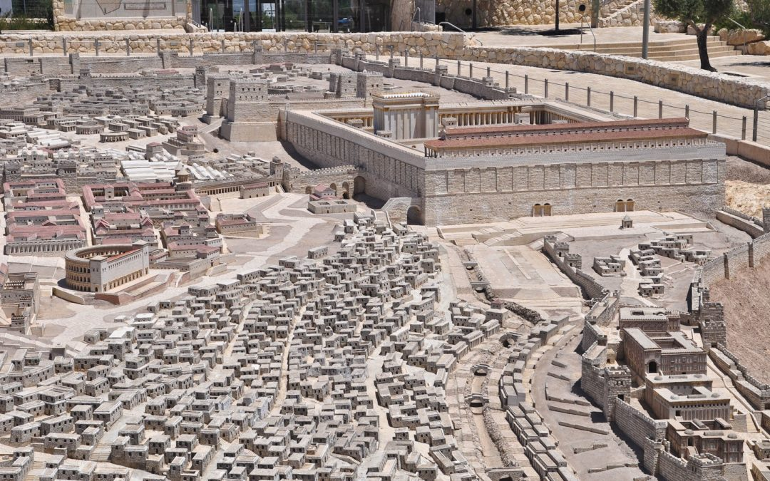 Jerusalem and Antioch:  two essential models of mission Philip Mounstephen, Bishop of Truro