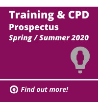 Training and CPD Link Box